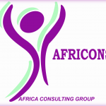 logo Africa Consulting Group '' AFRICONS